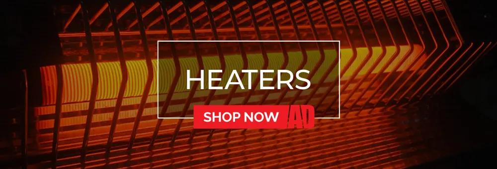 Heaters Category