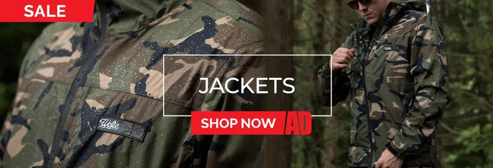 Jackets Sale Category