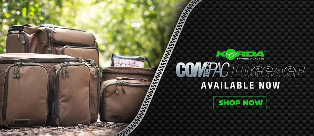 NEW! Korda Compac Luggage Range