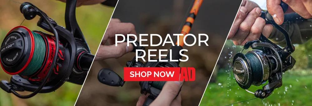 Predator Reels Category